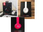 Kyпить New Beats by Dr. Dre Solo2 Wired On-Ear Headphones - Pick Color Black White Pink на еВаy.соm