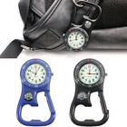 US Clip-on Carabiner Watch For Doctors Nurses Paramedics Chef Sports Luminous image
