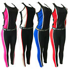 Women Sports Running Gym Yoga Workout 2 Pics Active Wear Casual Tracksuit Set for sale  Shipping to Nigeria