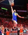 Stephen Curry Golden State Warriors 2019 NBA Playoffs Photo WH185 (Select Size) on eBay