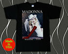 Madonna Madame X tour 2019 T-Shirt 2 Side Size Men Black tee Shirt Gildan image