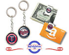 FREE DESIGN > MINNESOTA TWINS - Money/Gift Card or Keyring, #GiftForHim on Ebay