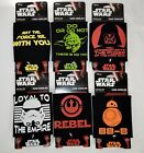 Star Wars Can Cooler COOZIE New Your Choice Yoda Darth BB-8 Stormtrooper $5.95 USD on eBay