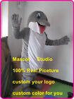 Dolphin Mascot Costume Suit Cosplay Party Game Dress Outfit Halloween Adult 2019