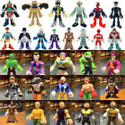 Fisher-Price IMAGINEXT Power Rangers DC Super Friends Blind bag figure Genuine!