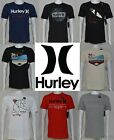 Hurley Men's Short Sleeve Cotton Graphic T-Shirts | Multiple Colors and Sizes! image