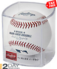 Rawlings Official 2019 MLB Baseball And Display Cube 1 ROMLB-R Ball and Case on Ebay