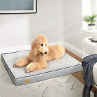 Extra Large Dog Bed Waterproof Pad Jumbo Orthopedic Mattress Sofe Luxury Cushion