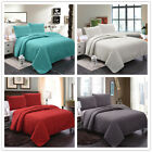 Bedspread Coverlet Set Comforter Bedding Cover 3-Piece Quilt Set Modern Style image