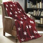 "Solid Soft Versatile Small Throw Lightweight Travel Micro Plush Blanket 50""x60"" image"
