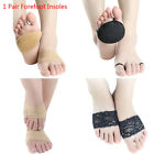 Women Forefoot Insoles Foot Pain Cushions Pads Insoles Forefoot Non-Slip Insoles