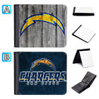 San Diego Chargers Leather Wallet Purse Credit Card Holder Bifold $11.99 USD on eBay