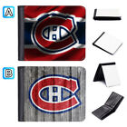 Montreal Canadiens Leather Wallet Purse Credit Card Holder Bifold $9.99 USD on eBay