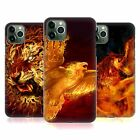 OFFICIAL TOM WOOD FIRE CREATURES CASE FOR APPLE iPHONE PHONES
