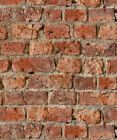 Arthouse Urban Brick Wallpaper Stone Realistic Wall 3d Effect 696600 Red