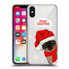 HEAD CASE DESIGNS MEOWY CHRISTMAS BACK CASE FOR APPLE iPHONE PHONES
