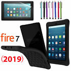 "Fire 7 case Kids Safe Full body Cover For 2019 Amazon Fire 7"" + Screen Protector"