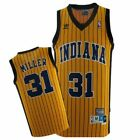 Reggie Miller #31 Indiana Pacers YellowClassic Throwback Swingman Jersey NEW on eBay