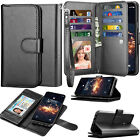 For LG Stylo 4/5X/Stylo 6 Wallet Leather Phone Case Flip Holder Protective Cover