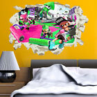 Splatoon 2 Wall Stickers Decals In Crack Bedroom Kids Gift Home Decor