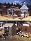 Walthers 933-3144 HO Sawmill Outbuildings Kit