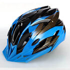 Cycling Bicycle Adult Men Womens Bike Helmet With Visor Mountain Shockproof HOT