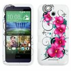 For HTC Desire 510 ShockProof TUFF Hybrid Protective Hard Case Cover