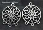 Wholesale Tibetan Silver Charms Pendant Beads Making Jewelry DIY Crafts