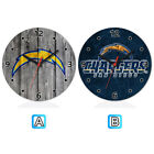San Diego Chargers Sport Wood Wall Clock Room Bedroom Home Decor $14.99 USD on eBay