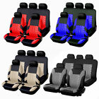 Universal Protectors Full Set Auto Seat Covers Fit For Car Truck SUV Van 4-Color $36.99 USD on eBay