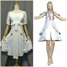 FF14 Final Fantasy XIV Minfilia Warde White Dress Cosplay Costume Custom Made
