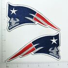 "Big 5"" New England Patriots NFL National Football League embroidered iron-on $9.99 USD on eBay"