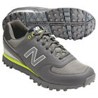 New Balance Nbg 518 Spikeless Golf Shoes Grey/Lime - Choose Size