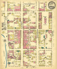 1885 Map of Brownsville Texas