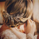 Bridal Faux Pearl Haircomb Wedding Girls Hair Accessories Jewelry Party Hairpin