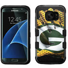 Football Team Glove Design Rugged Hybrid Armor Case for Samsung Galaxy S7 Edge $20.0 USD on eBay
