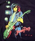 Rare Jimmy Page The Firm 1985 T-Shirt new gildan Heavy Cotton reprint image