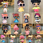Authentic Rare L.o.l Dolls Lol Surprise Glitter Sugar Rocker Swag Toys Xmas Gift