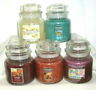 Yankee Candle Medium Jar Candle 14.5oz / 411g - Choose Your Scent