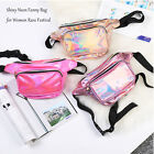 Women Waist Fanny Pack Belt Bag Travel Hip Bum Bag Small Purse Chest Pouch NEW image