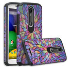 Motorola Droid Turbo 2,Moto X Force Slim Hybrid Dual Layer Shockproof Case