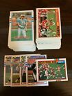 1989 TOPPS FOOTBALL #1 thru #200 - PICK ANY CARD(S) YOU NEED -- NMMT or better $2.5 USD on eBay
