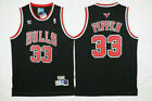 Chicago Bulls #33 Scottie Pippen black Basketball Jersey Size: S - XXL on eBay
