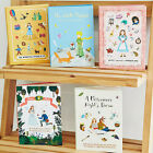 Classic Story Illustrated Planner Diary Scheduler Schedule Book Notebook Journal