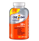 One a Day Multivitamin 50+ - 300ct $17.95 USD on eBay