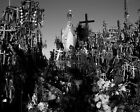 Hill of Crosses St. Teresa Church Photo Poster Canvas Coffee Cup #1181