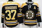 Men's Boston Bruins #37 Patrice Bergeron Black Jersey $60.0 USD on eBay