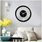 Wall Clock Non-fading Time Accurate Ultra-quiet Kids Baby Bedroom Decor DIY