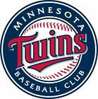 "Minnesota Twins MLB Color Die Cut Decal Sticker You Choose Size 3""-12"" on Ebay"