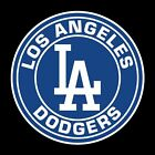 "Los Angeles Dodgers LA Circle logo Vinyl Decal / Sticker CHOOSE SIZE 3""-12"" on Ebay"